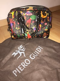 borsa Piero Guidi Magic Circus con custodia originale. Come nuova Roma, 00184