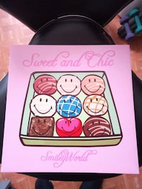 Smiley World Boîte Sweet and Chic