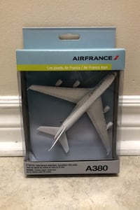 Air France Toy Plane