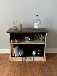 book shelf/display/entry way/tv