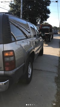 2002 Chevrolet Suburban 4WD 1500 Series LS New Orleans
