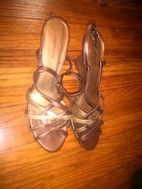 Dress sandals with wedge heel  Brantford