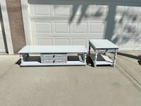 Knetchel Coffee Table & End Table - $395 for both Edmonton, T5M 1C2