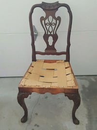 brown and black wooden chair Toronto, M6A