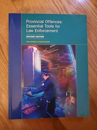 Provincial Offences: Essential Tools for Law Enforcement  Toronto, M8W 1Y3