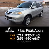 2006 Acura MDX Touring Colorado Springs, 80905