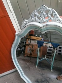Shabby chic beveled glass mirror Pinellas Park, 33781