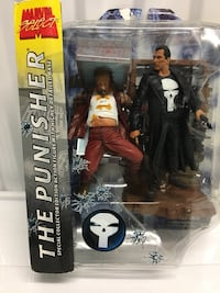 Marvel select punisher $40 Vaughan, L4K 1T7