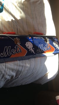 Two collectible Mets Lunchboxes Nutley, 07110