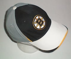 Boston Bruins NHL Reebok Cap Size Large