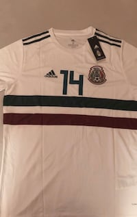 2018 Chicharito World Cup Mexico Jersey San Angelo, 76908