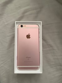 iphone 6s rose gold *charger not included* Halton Hills, L7G 0A9