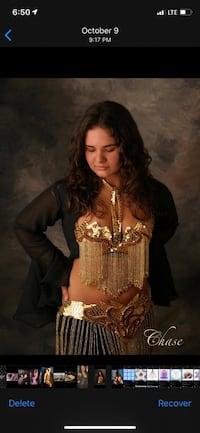 belly dance lessons South Portland