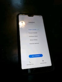 Huawei P20 128 GB. Used 1 week. Whitby, L1P 1S2