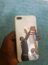 LeBron James Iphone 8,7,6 Plus case Fort McMurray