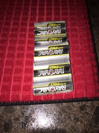 AA Batteries Rayovac Windsor, N9J 1B2