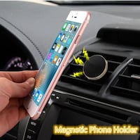 Magnetic Phone Holder (For Car) St Catharines, L2R 1E3