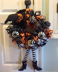 Halloween Wreath Brandon, 39047