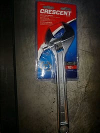 Crescent wrench adjustable wrench 12 inch