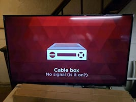 55INCH SMART TCL TV