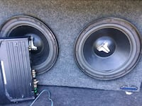 Subwoofer with amplified  Bristow, 20136