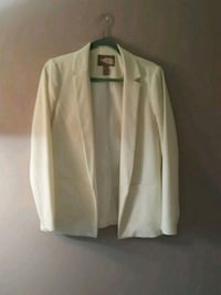 white button-up long-sleeved shirt North Olmsted, 44070
