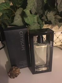 Cityscape cologne spray for men