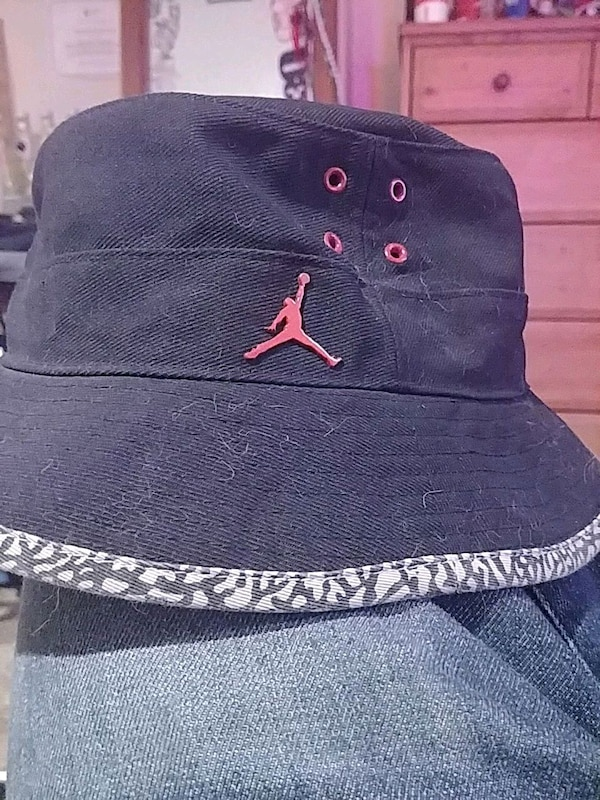 Used Jordan elephant print bucket hat for sale in Toronto - letgo e764b21b6758