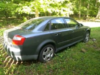 Audi - A4 - 2002 Parts Only Brandywine