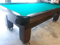 Antique 9ft Pool Table Installed  Wilmington, 19807