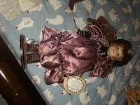 brown haired victorian porcelain dolls Ocala, 34474