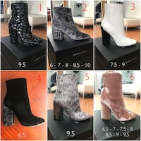 Brand new kendall+kylie leather boots  Montréal, H1N