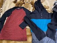 Boys long sleeve shirts Fredericksburg, 22401