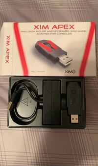 XIM APEX MnK adapter for console Indianapolis, 46203
