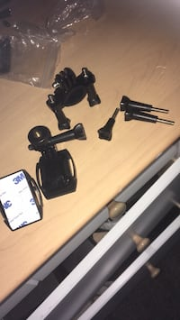 Action camera mounts  Kelowna, V1Z 3J9
