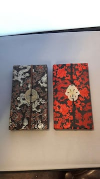 two red and brown note pad 5 ea Las Vegas, 89145