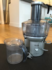 Breville Fountain Juicer Compact Vancouver, V5Z 1P2
