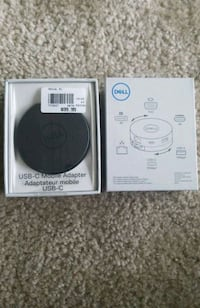 BRAND NEW! Dell USB-C Mobile Adapter! Anaheim, 92801