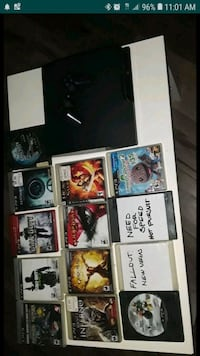 PS3 System and Games  Las Vegas, 89119