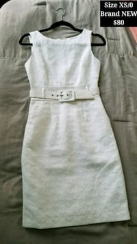 Brand New White Dress Size XS or 0