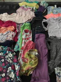 Toddler girl clothes 3t 40 pieces Bakersfield