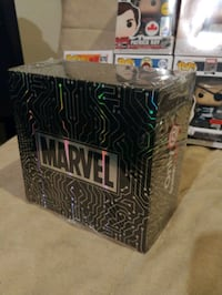 Sealed Marvel Mystery Funko Box