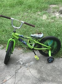 TMNT Bike with training wheels  Inverness, 34453