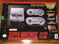SNES Classic Brand New Hopewell Junction
