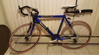 Aluminum Frame - Light Weight Road Bike - $625 (PORT COQUITLAM) 3725 km