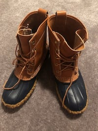 Barely Worn Bean Boots Size 7 Alexandria, 22310