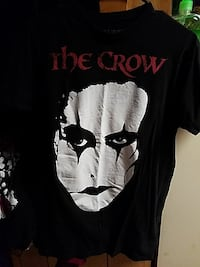 The Crow T-Shirt Reading, 19606