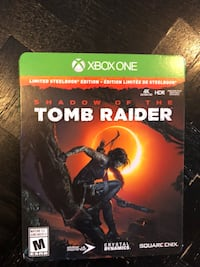 SHADOW OF THE TOMB RAIDER DAY ONE EDITION XBOX ONE Edmonton, T6X 2B5
