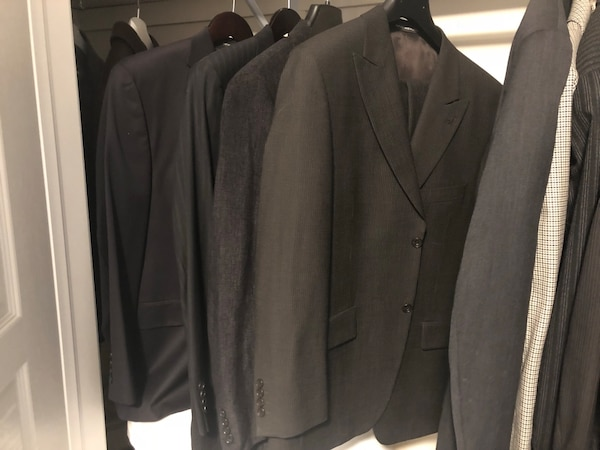 40S Brand New Designer Suits, Jones New York, Kenneth Cole, DKNY etc