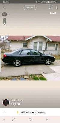 Ford - Taurus - 2004 Warr Acres, 73132